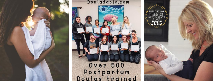 Postpartum Doula Training